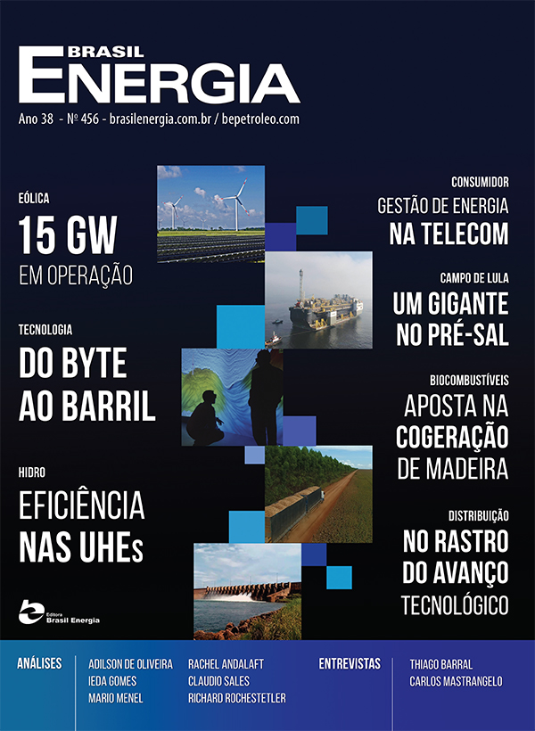 Revista Brasil Energia edição 456